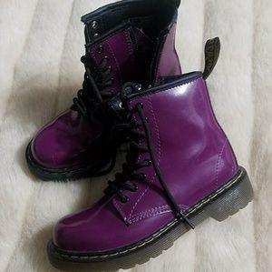 Dr.Martens purple